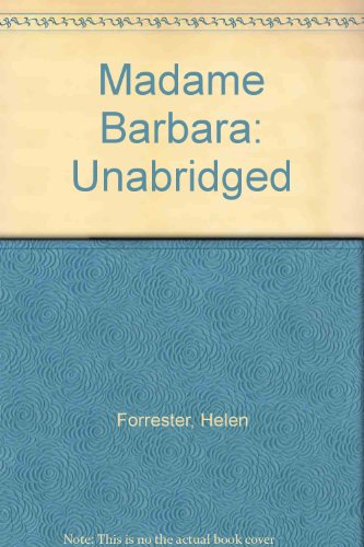 9781860426308: Madame Barbara: Unabridged