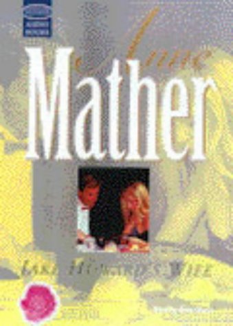 Jake Howard's Wife (9781860427190) by Anne Mather; Anne Dover