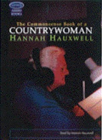 Commonsense book of a countrywoman