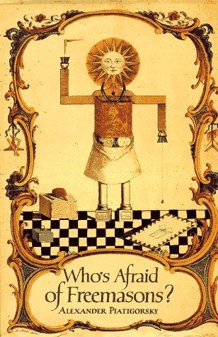 9781860460296: Who's Afraid of Freemasons? Hb