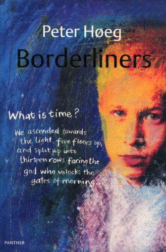 Borderliners (Harvill Panther): Hoeg, Peter