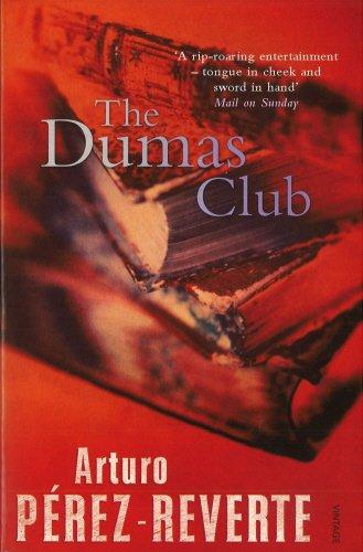 The Dumas Club (Harvill Panther): Arturo Peréz-Reverte
