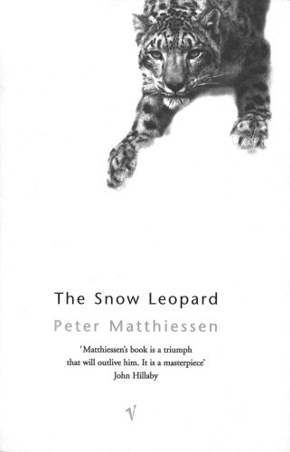 9781860461538 The Snow Leopard Harvill Panther Abebooks Peter