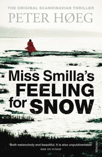 9781860461675: MISS SMILLA'S FEELING FOR SNOW (HARVILL PANTHER S.)