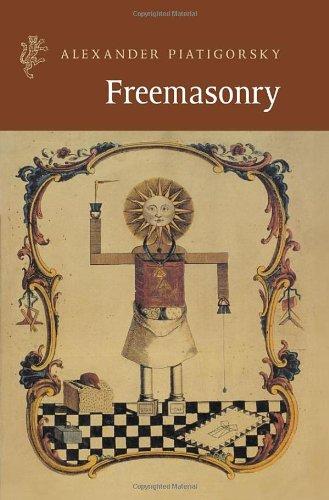 9781860462658: Freemasonry: The Study of a Phenomenon (Harvill Press editions)
