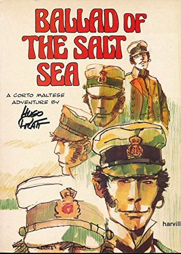 9781860462702: Ballad of the Salt Sea (A Corto Maltese adventure / Hugo Pratt)