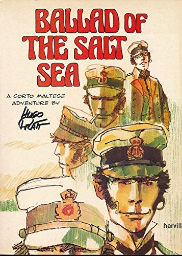 Ballad of the Salt Sea (A Corto: Pratt, Hugo