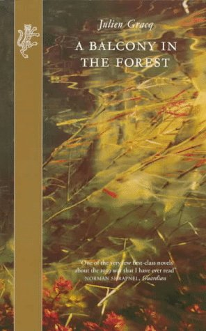 9781860462948: A Balcony in the Forest (Harvill Paperbacks)