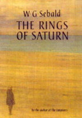 9781860463983: Rings of Saturn: An English Pilgrimage (Panther)