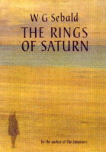 9781860463983: Rings of Saturn: An English Pilgrimage (Panther S.)