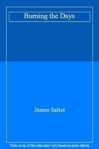 9781860464850: Burning the Days