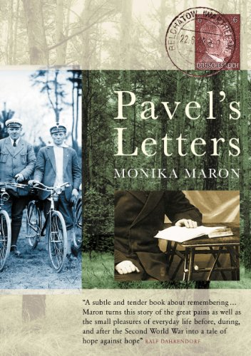 9781860466298: Pavel's Letters (Panther)