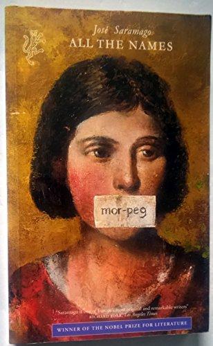 All the Names: Saramago Jose
