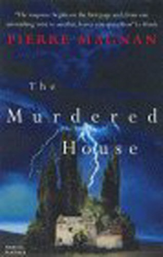 The Murdered House (Panther): Magnan, Pierre