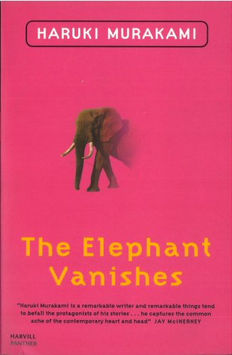 9781860468261: The Elephant Vanishes (Panther)