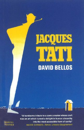 9781860469244: Jacques Tati: His Life and Art (Panther)