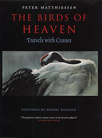 9781860469473: The Birds of Heaven: Travels with Cranes
