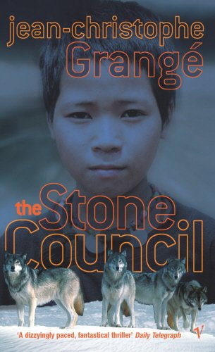 9781860469961: The Stone Council (Harvill Crime in Vintage (Paperback))