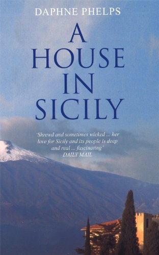 9781860496486: A House in Sicily