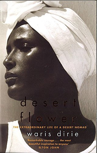 Desert Flower (1860497586) by Waris Dirie