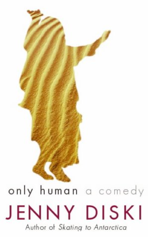 Only Human: A Comedy (1860498396) by Diski, Jenny