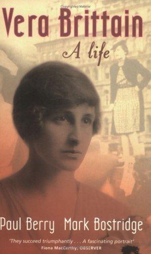 9781860498725: Vera Brittain: A Life