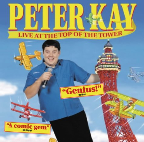 9781860511837: Peter Kay: Live at the Top of the Tower
