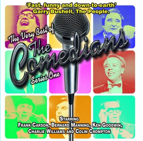 The Comedians - Frank Carson, Bernard Manning: Various Artists
