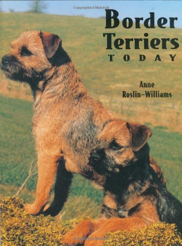 9781860540066: Border Terriers Today (Book of the Breed)