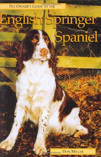 9781860540202: ENGLISH SPRINGER SPANIEL (Pet Owner's Guide)