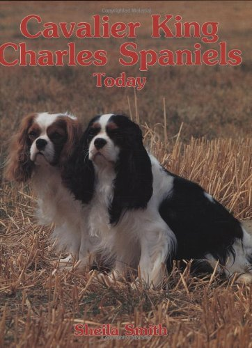 9781860540257: Cav. King Charles Spaniels Today (Book of the Breed)