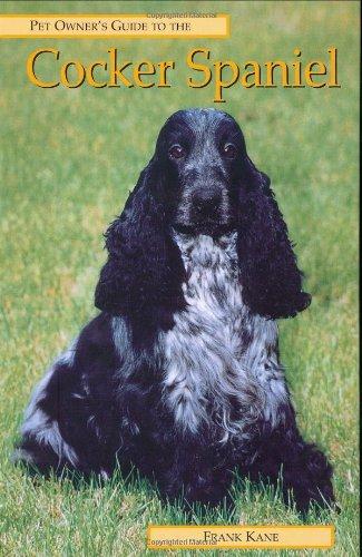 9781860540394: COCKER SPANIEL (Pet Owner's Guide)