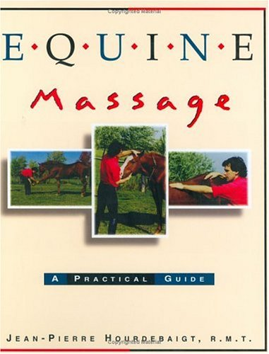9781860540486: Equine Massage