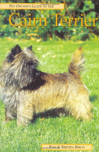 Pet Owners Guide to Cairn Terrier