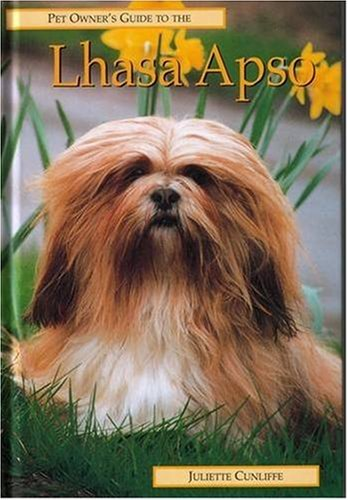 9781860541230: LHASA APSO (Pet Owner's Guide)