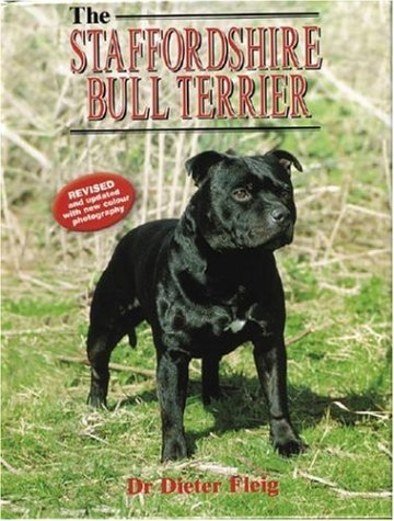 9781860541490: The Staffordshire Bull Terrier