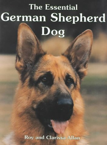 9781860541919: The Essential German Shepherd Dog (Book of the Breed)