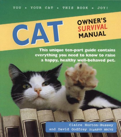 9781860542237: Cat Owner's Survival Manual