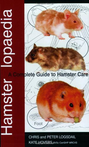 Hamsterlopaedia: Chris Logsdail and