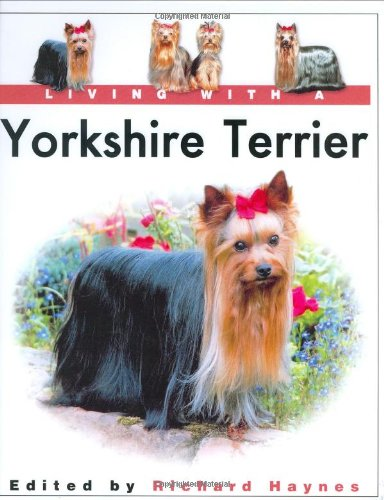 9781860542534: Living with a Yorkshire Terrier