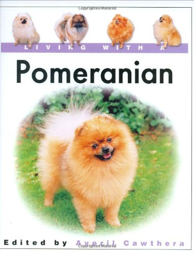 Living with a Pomeranian: Editor-Avril Cawthera