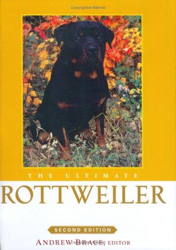 9781860542633: Ultimate Rottweiler