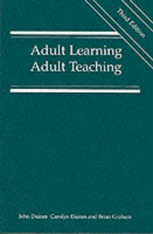 9781860570780: Adult Learning, Adult Teaching
