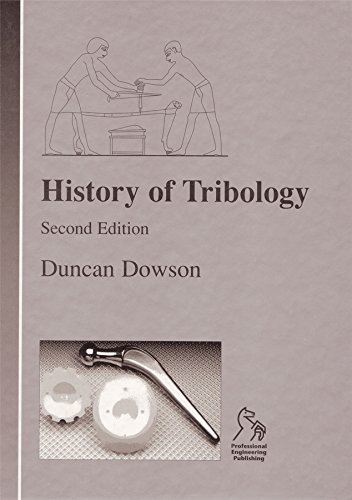 History of Tribology (2nd Edition): Duncan Dowson