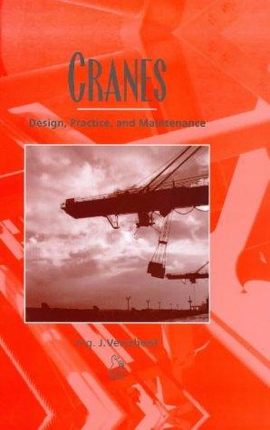 9781860581304: Cranes: Design, Practice and Maintenance