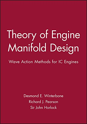 9781860582097: Theory of Engine Manifold Design: Wave Action Methods for IC Engines