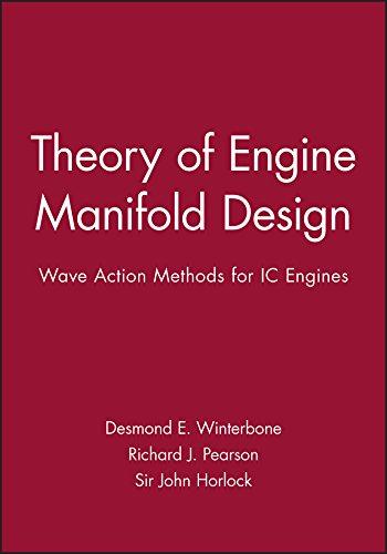 Theory of Engine Manifold Design: Wave Action: Desmond E. Winterbone,