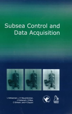 9781860582578: Subsea Control and Data Acquisition