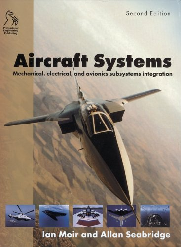 9781860582899: Aircraft Systems: Mechanical, Electrical, and Avionics Subsystems Integration