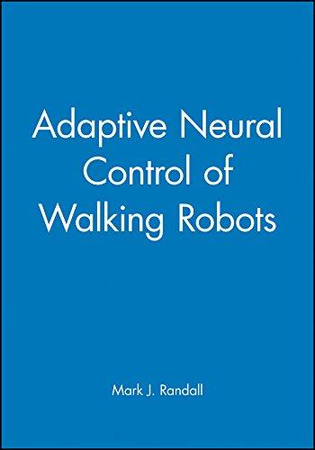 Adaptive Neural Control of Walking Robots (Hardback): M. J. Randall